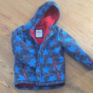 Mini Boden Boys Jacket 6-7